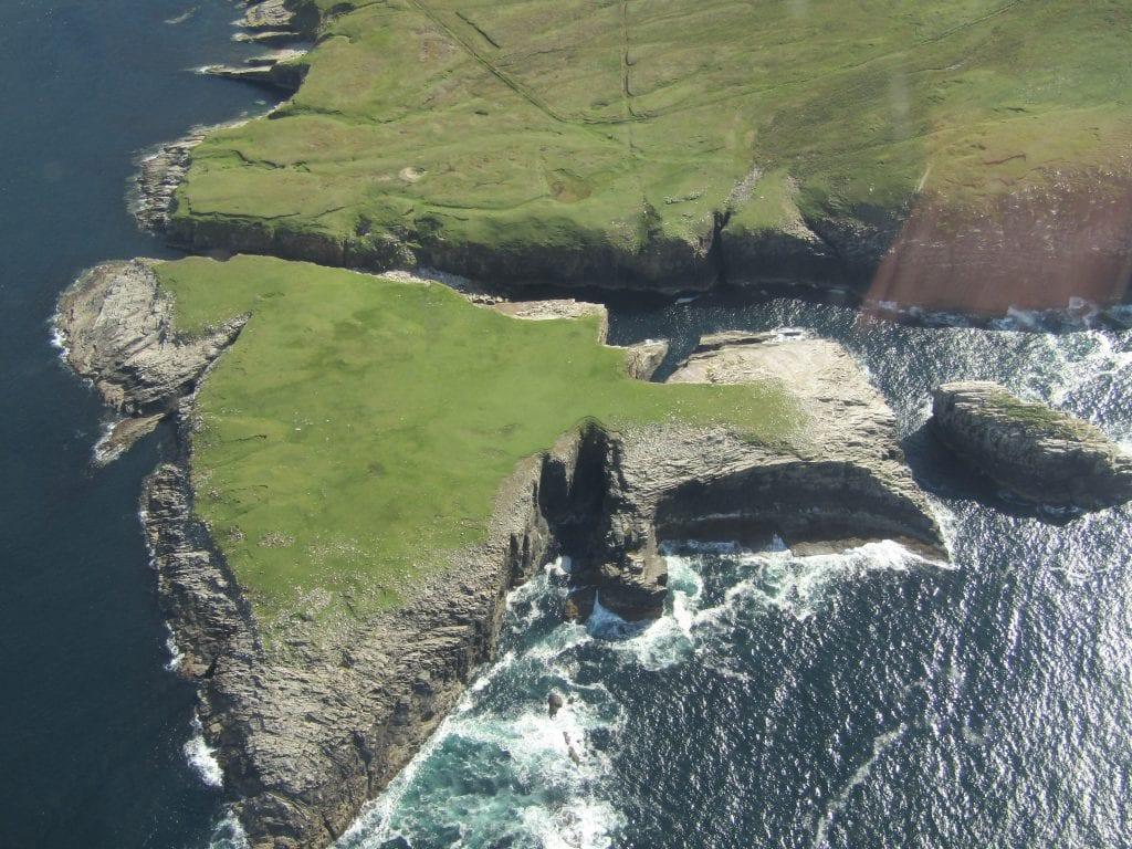 Horse Island Belderrig © Derek Davidson Walk West Ireland