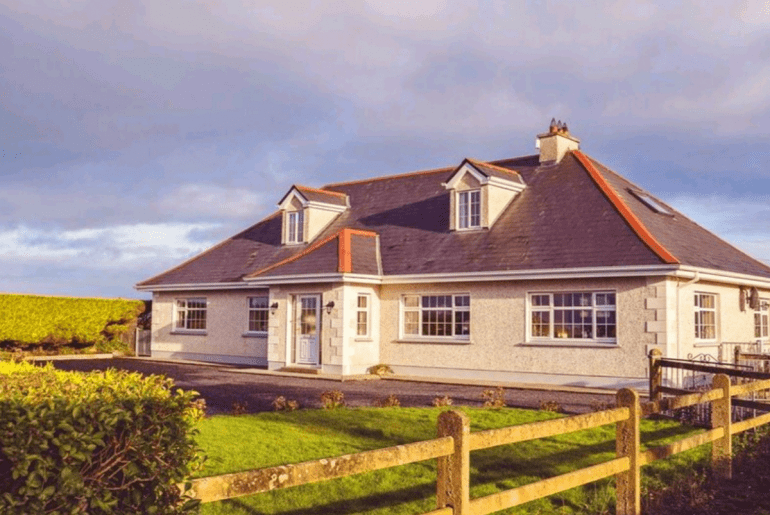 Ross Beach Family Farmhouse B&B Killala, Co. Mayo, Ireland