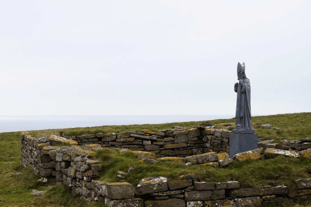 St. Patrick Downpatrick Head Ballycastle, County Mayo
