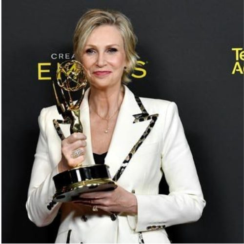Actor and comedian Jane Lynch