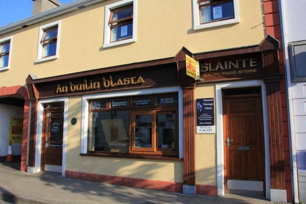 An Builín Blasta, Belmullet, Co. Mayo
