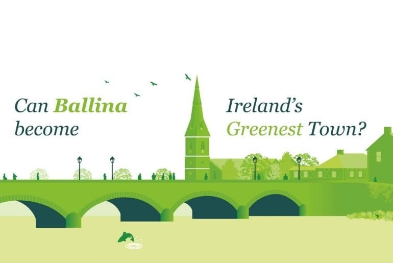Ballina Co. Mayo Ireland's Greenest Town