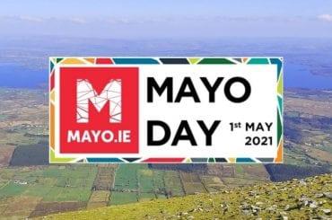 Mayo Day 2021 Ireland logo