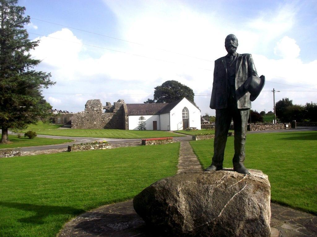 The Michael Davitt Museum in Straide, County Mayo