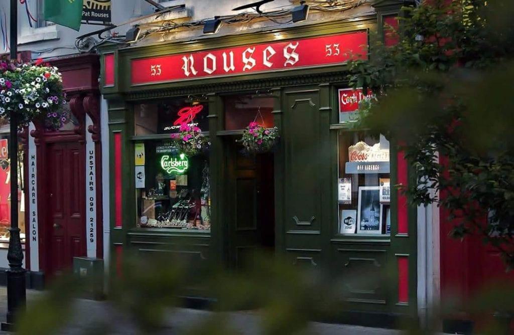 Rouse's Bar Ballina, County Mayo