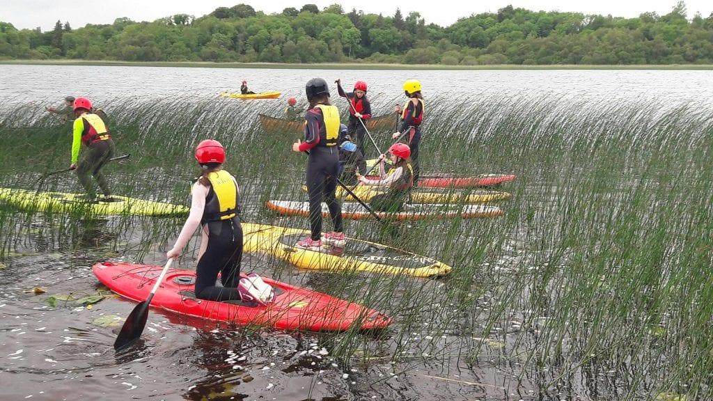 Wild Wet Adventures, County Sligo