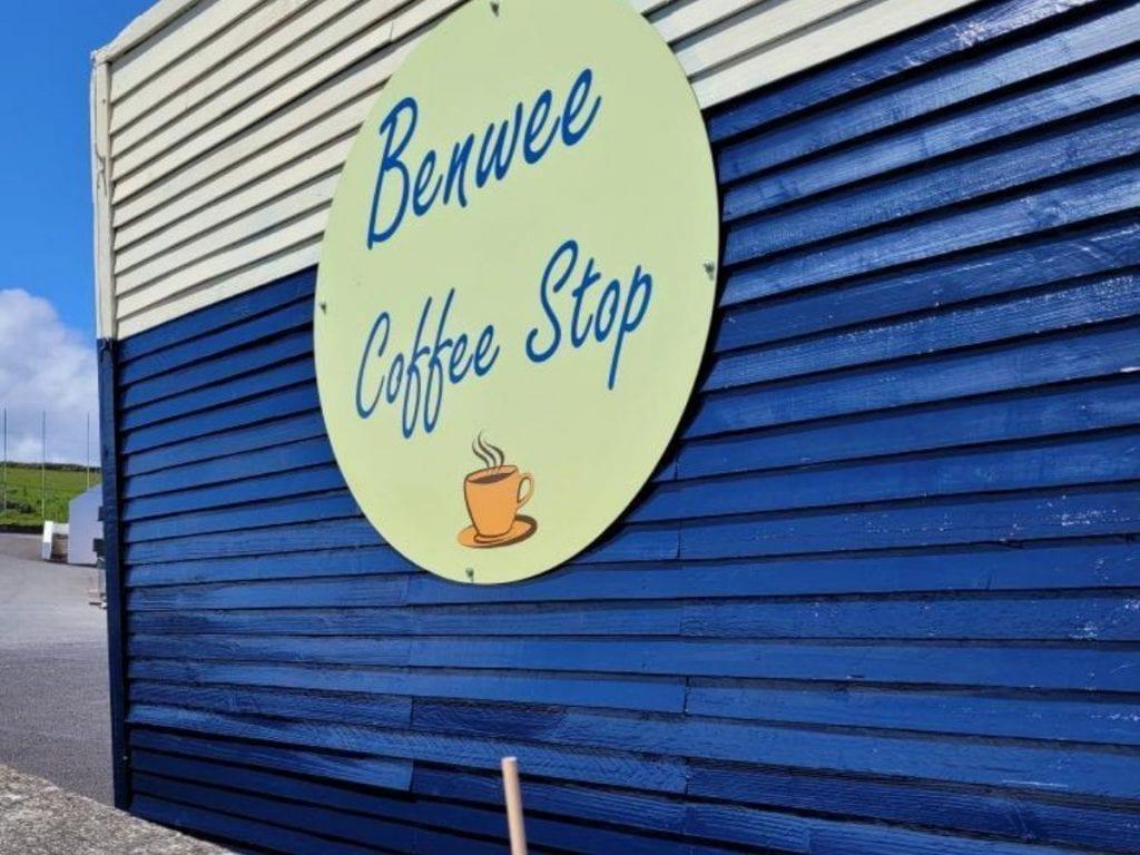 Benwee Coffee  Coffee Carts and Food Trucks in North Mayo