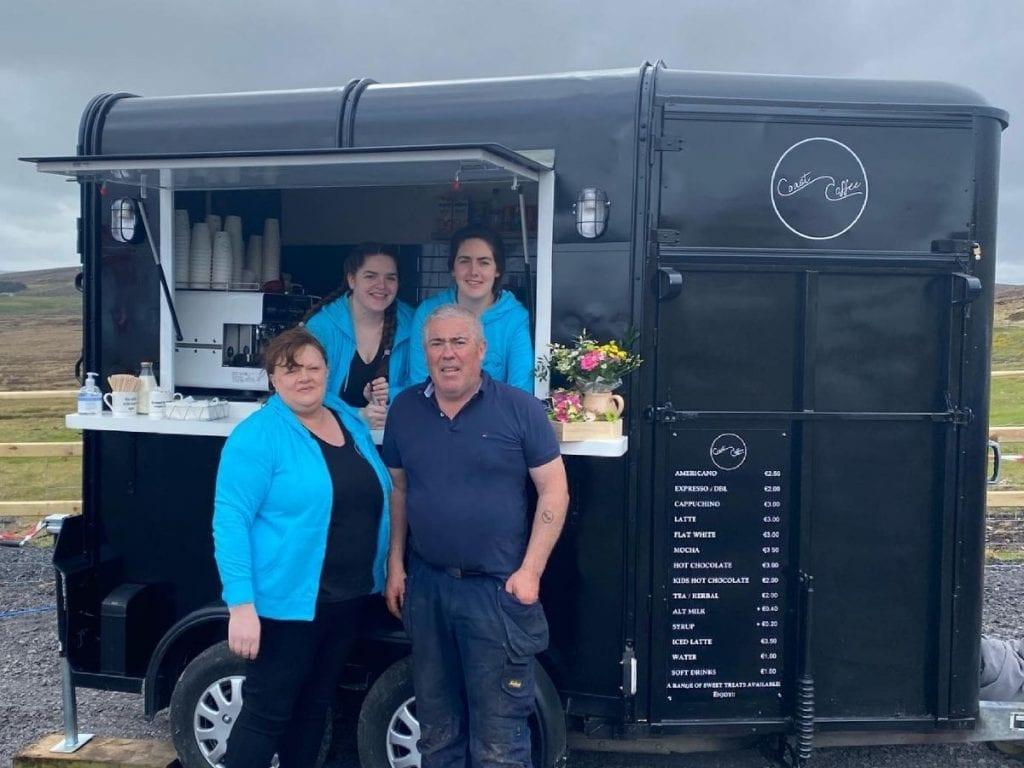 Coast Coffee  Coffee Carts and Food Trucks in North Mayo