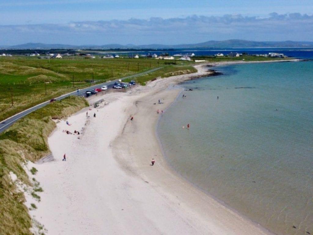 Elly Bay beach, Belmullet, Mullet Peninsula, Co. Mayo, Ireland