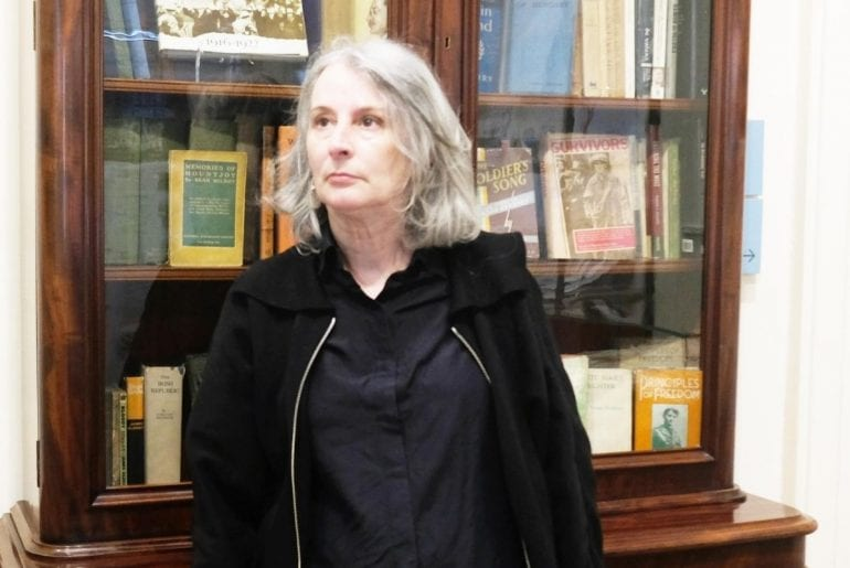 Margo McNulty - Artist in Residence at the Jackie Clarke Collection 2021