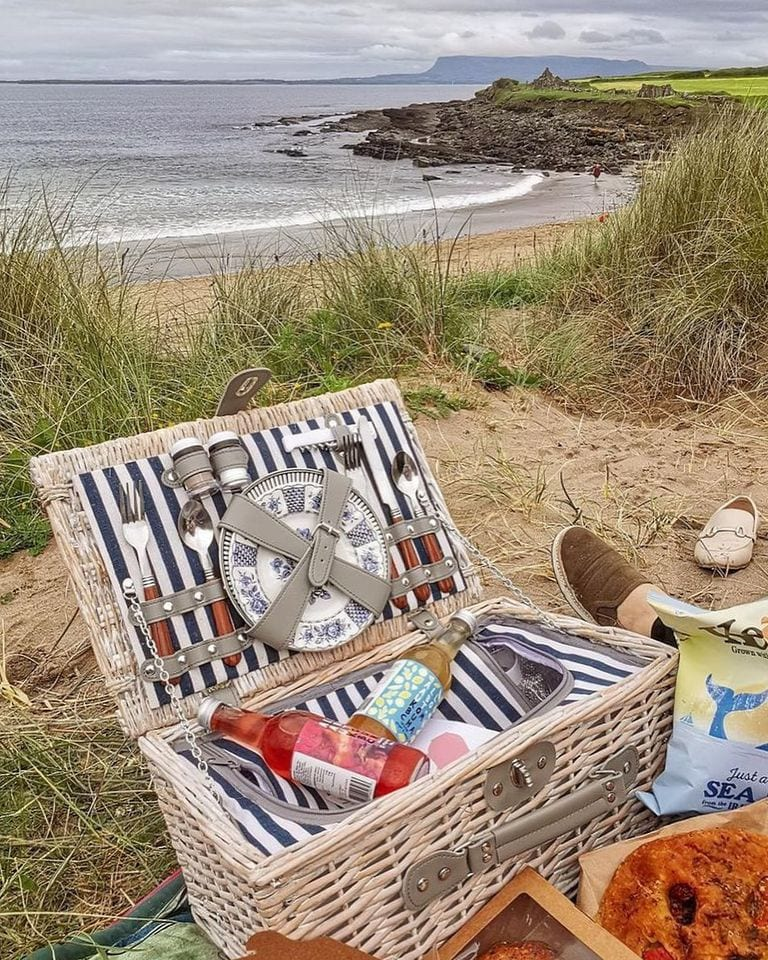 Pudding Row Picnics available from Pudding Row the Grocer in Easkey, County Sligo.