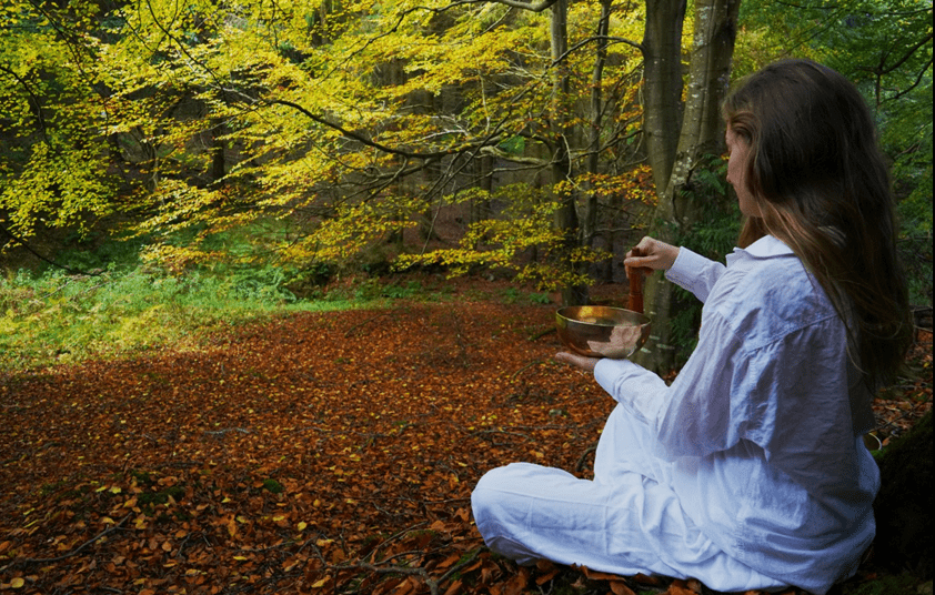 Sound Bath & Meditation with Aisling at Mount Falcon Estate Ballina, County Mayo, Ireland