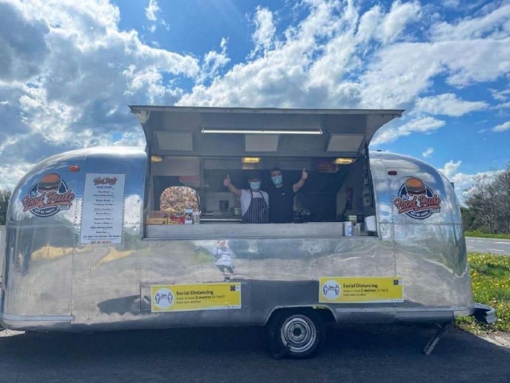 he food dude truck  Swinford, Co. Mayo  Coffee carts and food trucks in North Mayo