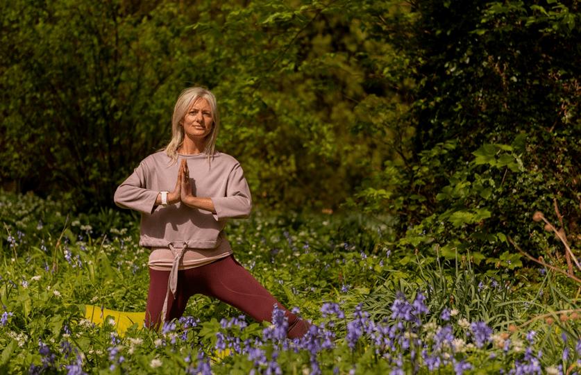 Aromatherapy Yoga at Mount Falcon Estate Ballina, County Mayo, Ireland