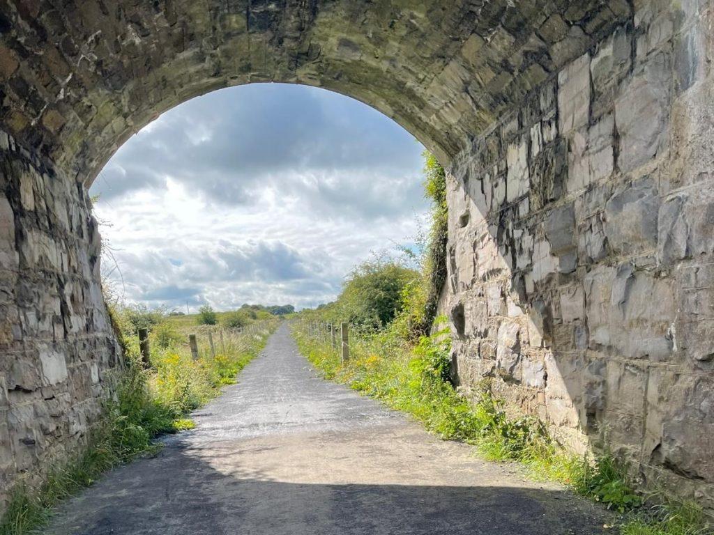 Monasteries of the Moy Greenway Cycleway Killala Co. Mayo Ireland