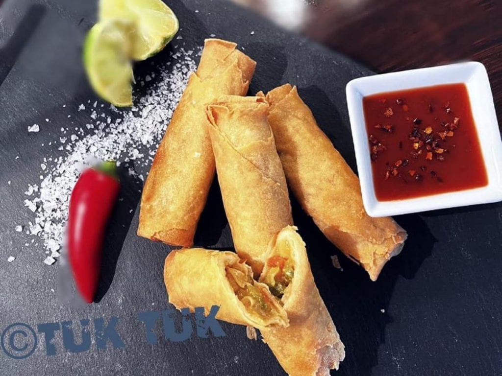 Tuk Tuk, Ballina Road, Belmullet, Asian Street Food