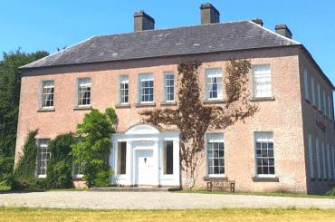 Enniscoe House, Crossmolina, County Mayo, Ireland