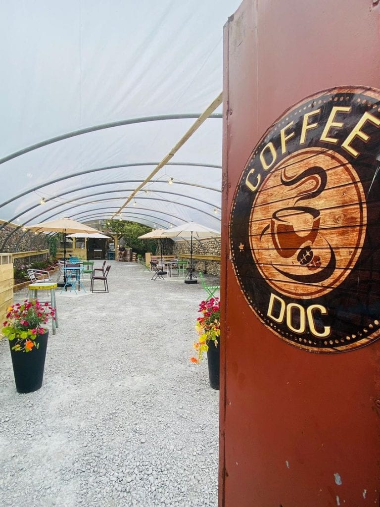 Coffee Doc At'Connor's Swinford, County Mayo, Ireland