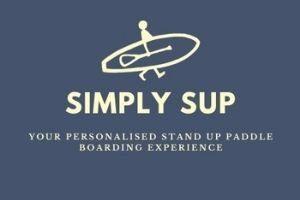 Simply Sup stand up paddleboarding ballina co. Mayo Ireland
