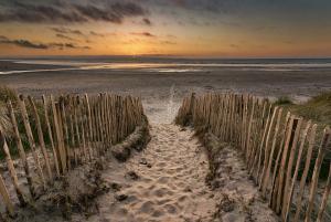 The Beach at Enniscrone